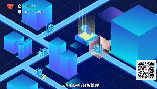 重庆九犇科技产品宣传动画制作 动画宣传片制作